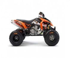 Used 2009 #Ktm 450 xc #Four_Wheeler ATV @ http://www.used-atvtrader.com/used-atvs/2009/four-wheeler/ktm/450-xc/5509/