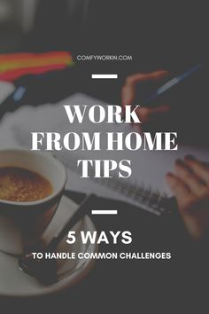 Are you working from home or thinking about starting a remote job? If the answer is YES this is for you! Recently, as many of you, I was faced with a situation where I had to start working from home full time and this changed my whole perspective about the whole work from home concept. In this article, I talk about my Work From Home challenges and some ideas to overcome them. Work from home office ideas, tips and schedule. #workfromhome #homeoffice #workfromhometips Focus At Work, Work From Home Tips, Good Notes, Time Management Tips, Work Life Balance, Focus On Yourself, Stay Focused, Home Hacks, Talk To Me