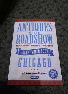 5 chicago slots antique roadshow tickets