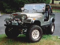 81 Jeep CJ | NO WEAK- JEEPS | Pinterest | Jeep cj, Jeeps and 4x4