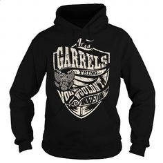 Its a GARRELS Thing (Eagle) - Last Name, Surname T-Shirt - #funny gift #sister…