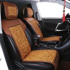 Natural wood beads comfortable breathable car cushion for Audi A1 A2 A3 A4 B6 b8 B7 A6 c5 c6 c7 A7 A8 car interior accessories