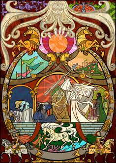 """Palace Of King Theoden 