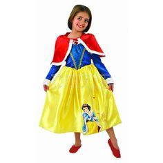 Disfraz Blancanieves Winter para niña