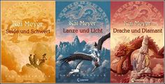 """Auch mit der """"Wolkenvolk-Trilogie"""" hat Kai Meyer sich einmal wieder selbst übertroffen. Ich rate jedem Fantasy Liebhaber es zu lesen. Es lohnt sich!"""