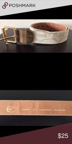 """Just Cavalli"" belt ""Just Cavalli"" fabric belt very beautiful and almost new Just Cavalli Accessories Belts"
