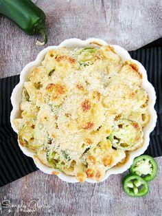Creamy Havarti Jalapeno Macaroni and Cheese