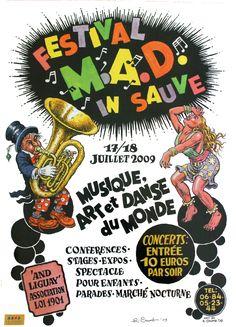 FESTIVAL M.A.D. IN SAUVE