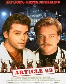 Article 99; great movie!!!