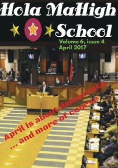 Magazine for all high-school grade 11 and 12 students School Grades, High School, Articles, Student, Magazine, Board, Grammar School, High Schools, Magazines