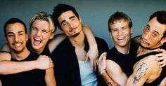 OMG! 'Backstreet Boys' Are Releasing New Music This Year