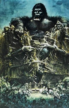 King Kong ...I remember going to see this with my dad