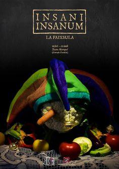 Insani Insanum Poster