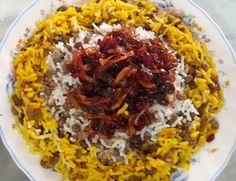 Adas Polow (Lentil Rice)
