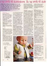 Album Archive - Dukketøj til Baby Born 2 - Ingelise Doll Clothes Patterns, Doll Patterns, Clothing Patterns, Baby Born, Views Album, Baby Dolls, Diy And Crafts, Teddy Bear, Knitting