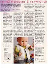 Album Archive - Dukketøj til Baby Born 2 - Ingelise Doll Clothes Patterns, Doll Patterns, Clothing Patterns, Baby Born, Views Album, Baby Dolls, Diy And Crafts, Teddy Bear, Knitting