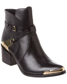 Rachel Zoe Prestyn Leather Ankle Boot is on Rue. Shop it now.