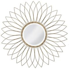 Howard Elliott 1376S Charlese Mirror Antique Brushed Silver ** Check out the image by visiting the link.-It is an affiliate link to Amazon. #Mirrors