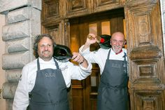 Fausto Arrighi, da critico stellato a chef