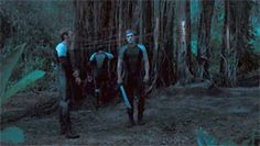 Knowing its the last moment we will see whole normal Peeta and here come the tears