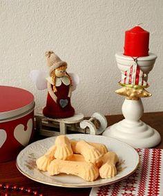 Recepty babičky Aničky - Cukroví - Cukroví 2
