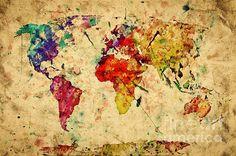 Mapas!