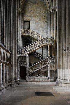 Notre-Dame de Rouen, France