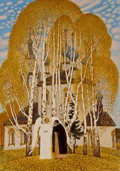 Свете светлый серия (Тихие беседы о. Никиты) свет, святость, простев, рисунки простева, иконы александра простева, жития, иллюстрации, подпрки на венчание, семья православная, петр и феврония, православная любовь христианская семья прп сергий