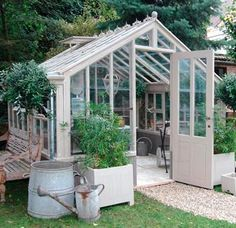 perfect green house