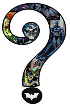 Riddle me this, Batman?