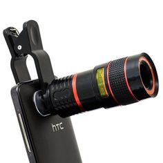 APEXEL Universal 8X Zoom Telescope Telephoto Camera Lens for Mobile Phone iPhone 4 5 6 Plus Samsung S6 S5 Galaxy Note HTC CL-19B