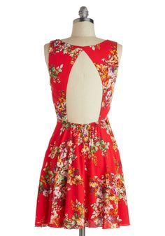 Picnic Brunch Dress   Mod Retro Vintage Dresses   ModCloth.com