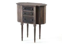 Vintage Martha Washington Style Sewing Cabinet