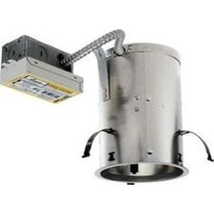 """5"""" IC Vertical Compact Fluorescent Remodel Housing, Electronic Ballast   5 1/2"""" Ceiling Cutout    Models:   ICPL513RE-5"""" IC 13W Vertical CFL Remodel Housing, Electronic Ballast   ICPL518RE-5"""" IC 18W Triple Vertical CFL Remodel Housing, Electronic Ballast   ICPL526RE-5"""" IC 26W Triple Vertical CFL Remodel Housing, Electronic Ballast   ICPL526REN-DB120-5"""", 26W CFL Remodel Housing with 120V normal power factor (NPF) dimmable ballast"""