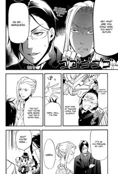 Kuroshitsuji Ch.75 Page 10 - Mangago