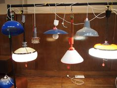 Vintage Furniture Flea  - Our Lighting!