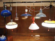 Vintage Furniture Flea  - Our Lighting!