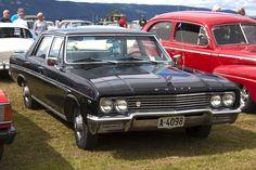 1965 Buick Skylark 4-Door Hardtop 3.7L & 4.1L V6's & Five V8 Engine options from 4.9L to 7.5L (Photo by Stein Olsen)