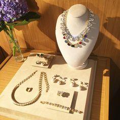 Jewelry brand Grandmatic by Muveil designer Michiko Nakayama