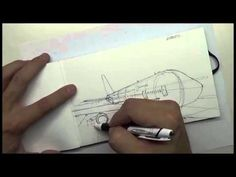 idraw series EP4: how to draw an airport w/ James Paick - YouTube