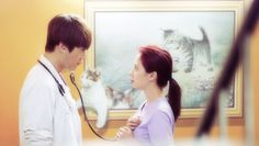 Lately, several k-dramas have focused on couples getting back together after a break-up or divorce. Breaking up is hard to do-especially in a k-drama. Lately, several k-dramas have focused on couples getting back together after a break-up or divorce. Song Ji Hyo Drama, Emergency Couple, Girl Doctor, A Werewolf Boy, Choi Jin Hyuk, Medical Drama, Funny Scenes, Fan Art, Running Man