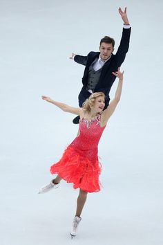 Ekaterina Bobrova and Dmitri Soloviev of Russia Ice Dancing Short Dance Cup of China 2013,  Ice Dancing costume inspiration for Sk8 Gr8 Designs