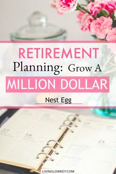 Who wants to retire a millionaire? These easy tips should have you saving money and on your way to growing your nest egg. Such good advice! Start planning for retirement today.