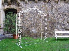 svatební brána ROMA bez dekorace