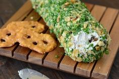 10 Recipes That Defined the 1970s — Recipes of the Decade Date, Walnut, and Blue Cheese Log