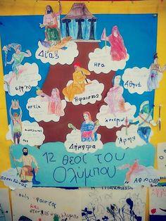 Ancient Egyptian Art, Ancient Greece, Ancient Aliens, Educational Activities, Preschool Activities, Greek Crafts, Greece Art, Easy Toddler Crafts, Classical Education
