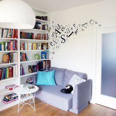 Samolepky na zeď.. a na dlaždičky :-)