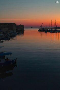 Irakilo, Kriti, Greece by stefanos spyridakis