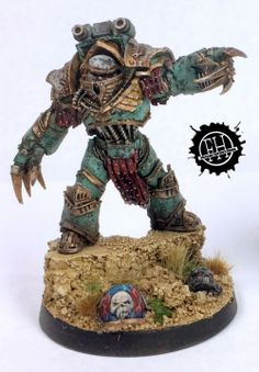 Sons of Horus Cataphractii Terminator
