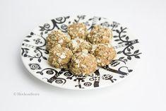 Hovkonditorn: Almond and Peanut Butter Balls
